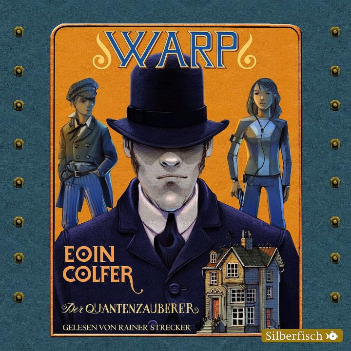 Eoin Colfer: WARP - Der Quantenzauberer: Strecker,Rainer
