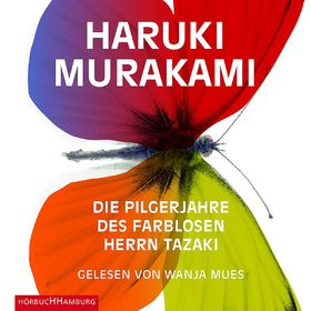 Haruki Murakami, Die Pilgerjahre des farblosen Herrn Tazaki, 09783899038958