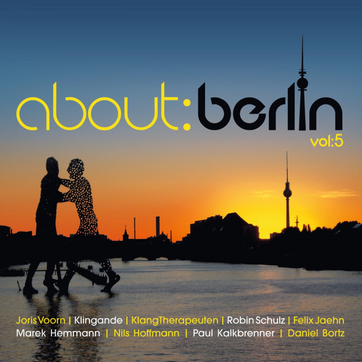 About: Berlin Vol.5