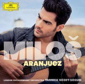 Milos Karadaglic, Aranjuez, 00028948106523