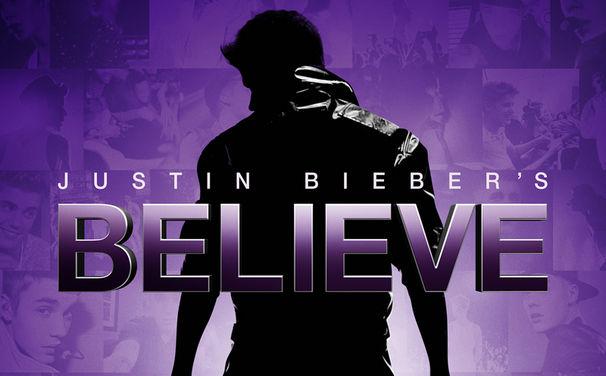 Justin Bieber, Seht Justin Biebers Believe am 29. und 30. Dezember im Kino
