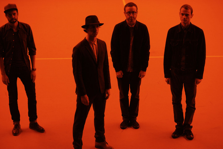 Maximo Park - Too Much Information - 2014