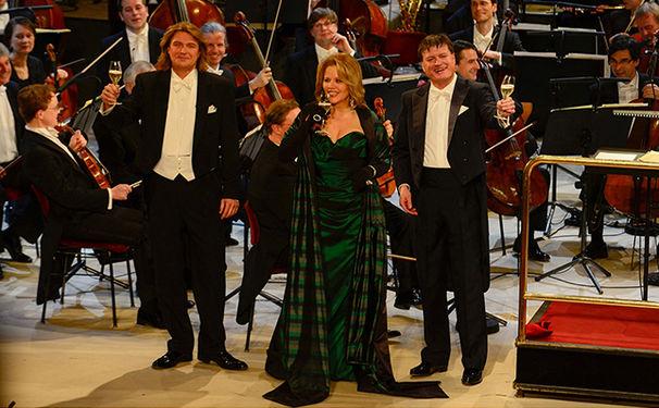 Christian Thielemann, Welthits von Berlin bis Broadway