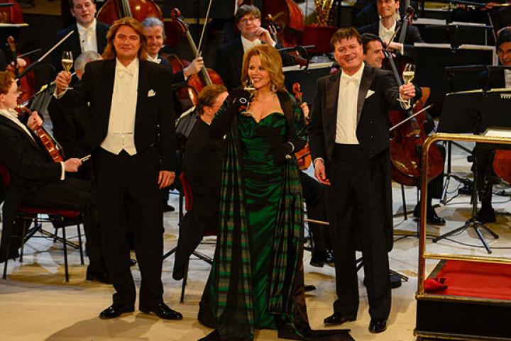 Klaus Florian Vogt, Renée Fleming, Christian Thielemann