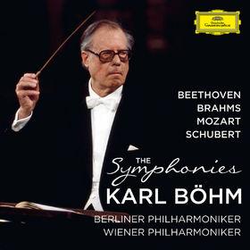 Karl Böhm, Beethoven / Brahms / Mozart / Schubert: The Symphonies, 00028948074846