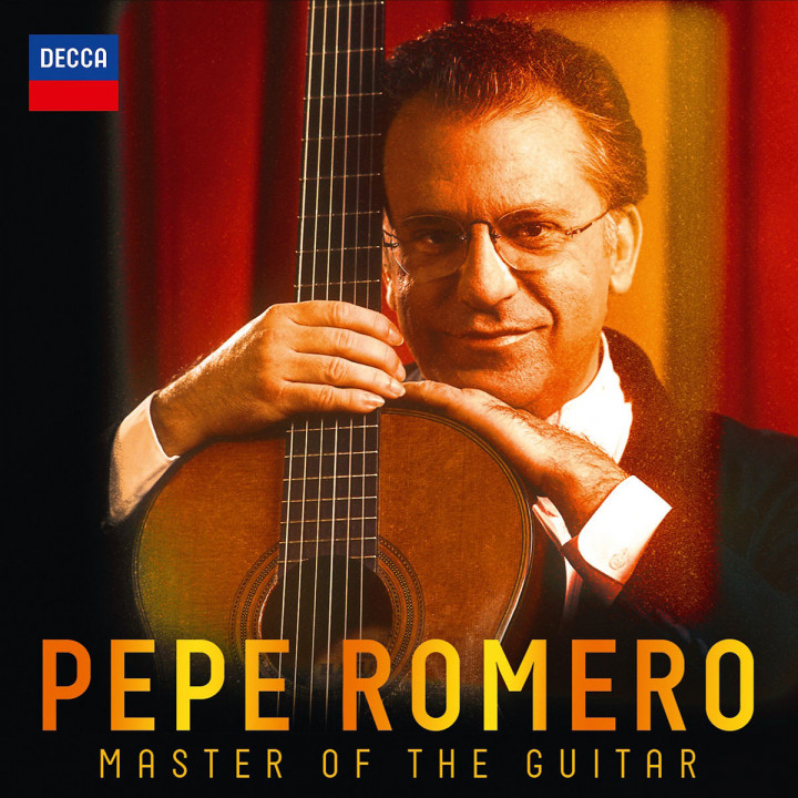 Pepe Romero - Master of the Guitar (Ltd. Edt.): Romero,Pepe/Los Romeros/AMF /+