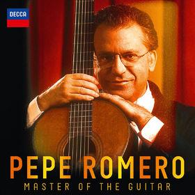 Pepe Romero, Master of the Guitar, 00028947856696