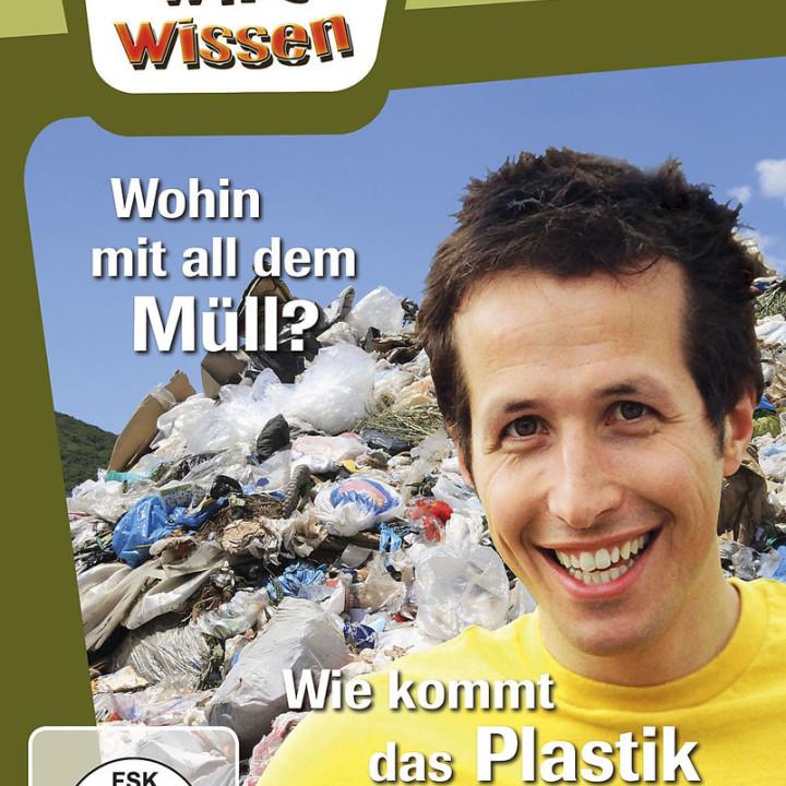 Wohin mit d. Müll/ Wie kommt d. Plastik in d. Tüte