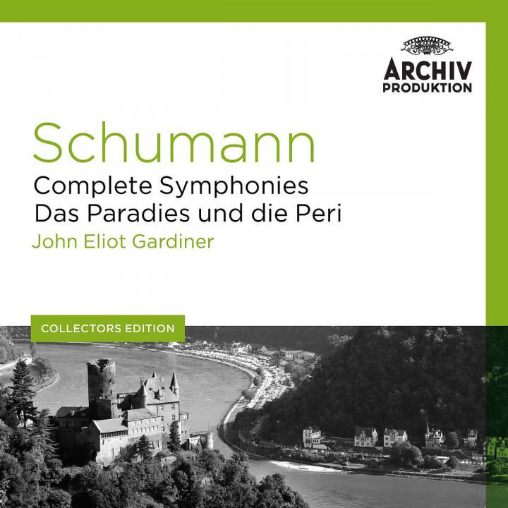 Schumann: Sämtliche Sinfonien
