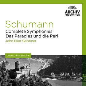 Collectors Edition, Schumann: Sämtliche Sinfonien, 00028947925156