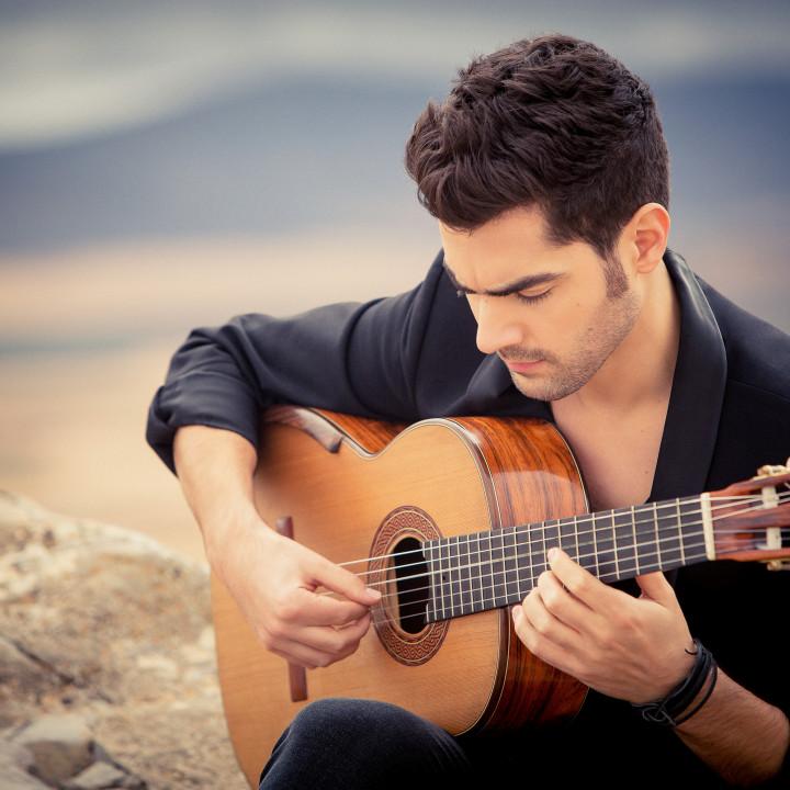 Milos Bild zum Album Aranjuez
