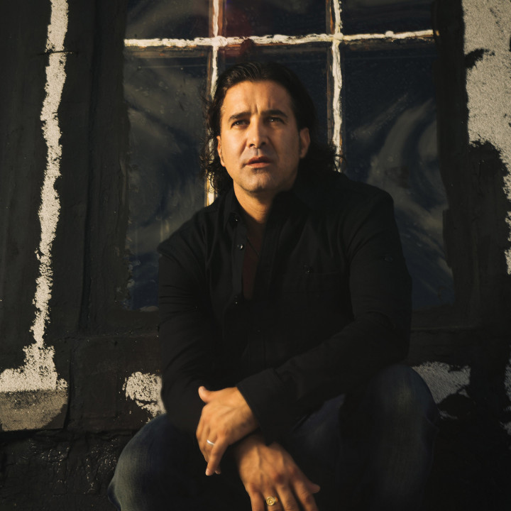 Scott Stapp – Pressebild 01 − 2014