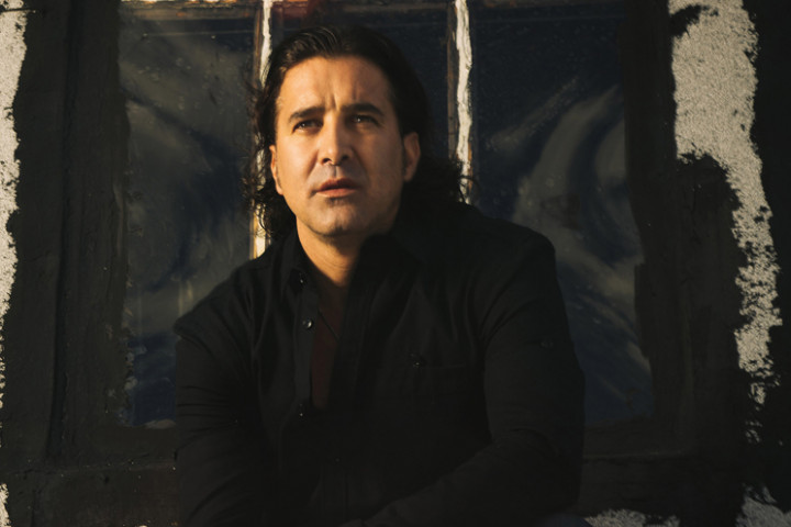 Scott Stapp - Pressebild 01 - 2014