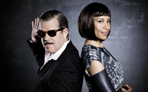 Malia, Malia & Boris Blank - mit Convergence lasziv und Nightclub-tauglich