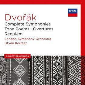 Collectors Edition, Dvorák: Complete Symphonies, 00028947864592