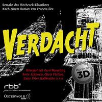 Gerd Wameling, Verdacht (Hörspiel)