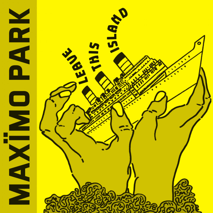 Maximo Park - Leave This Island