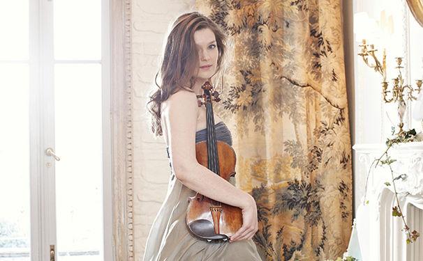 Janine Jansen, Perfekter Klang: Fünf Klassikalben auf Blu-ray