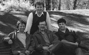 The Hilliard Ensemble, 40 Jahre Hilliard Ensemble - Episode 14 - Motets