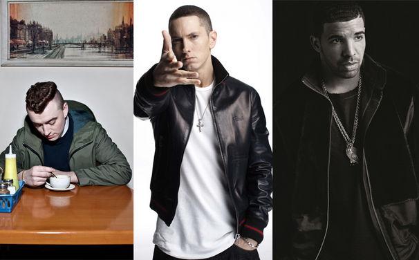 Eminem, Die Brit Awards 2014: Diese Universal Urban-Künstler sind nominiert