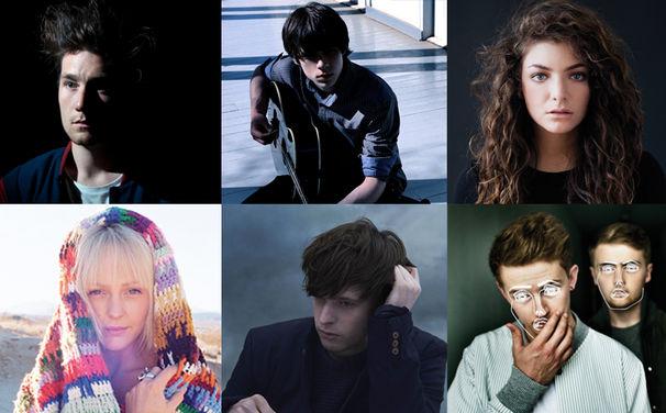 London Grammar, Brit Awards 2014: Diese Universal Rock Artists sind nominiert