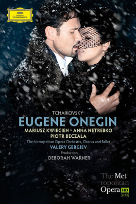 Anna Netrebko, Tchaikovsky: Eugene Onegin, 00044007351147