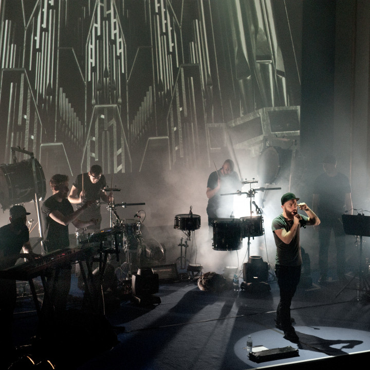 Woodkid – Showcase Berlin 02 − 2014