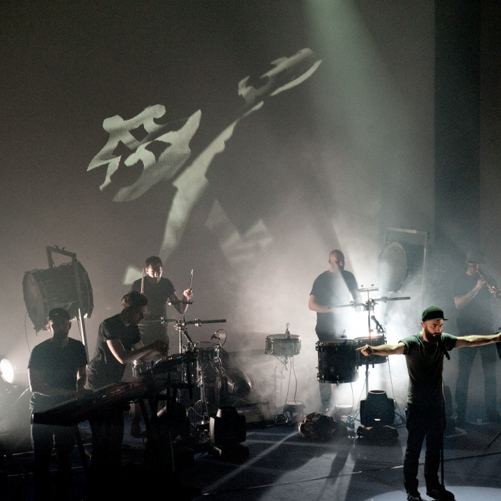 Woodkid — Showcase Berlin 03 — 2014