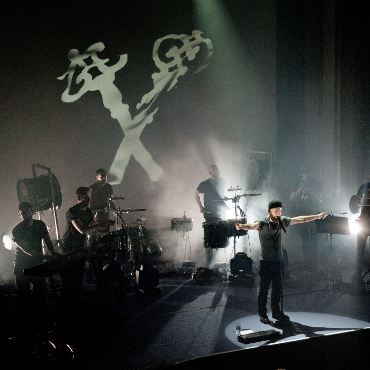 Woodkid – Showcase Berlin 04 − 2014