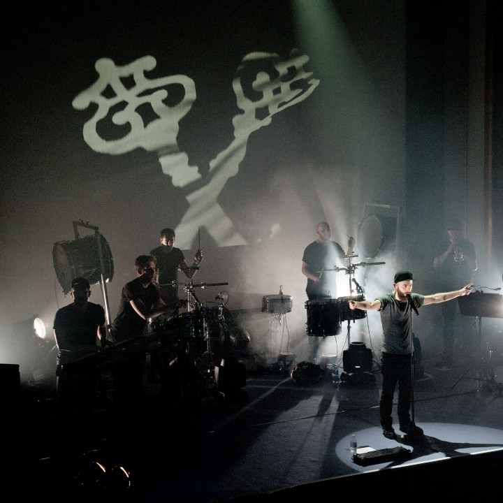 Woodkid – Showcase Berlin 05 − 2014