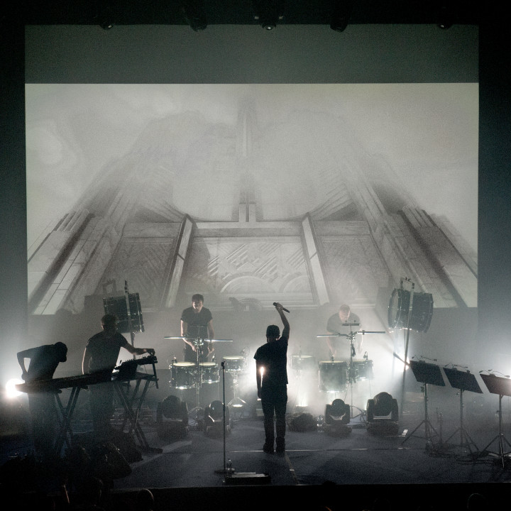 Woodkid – Showcase Berlin 06 − 2014