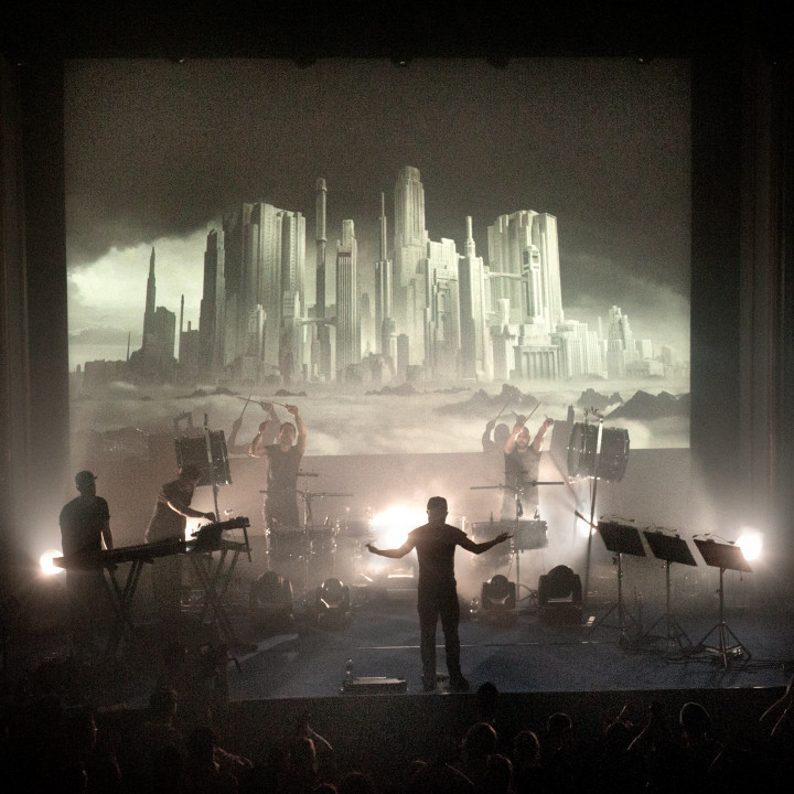 Woodkid – Showcase Berlin 07 − 2014