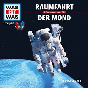 Was ist Was, 05: Raumfahrt/ Der Mond, 09783788628925