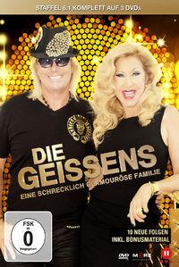 Die Geissens, Die Geissens - Staffel 6, Teil 1 (3 DVD), 04032989603671