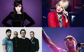 Yeah Yeah Yeahs, Oscar Nominierungen: U2, Demi Lovato und Pharrell Williams kämpfen um den besten Song