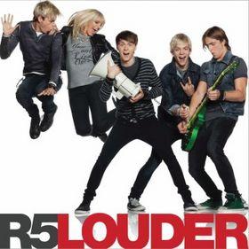R5, Louder, 00050087299255