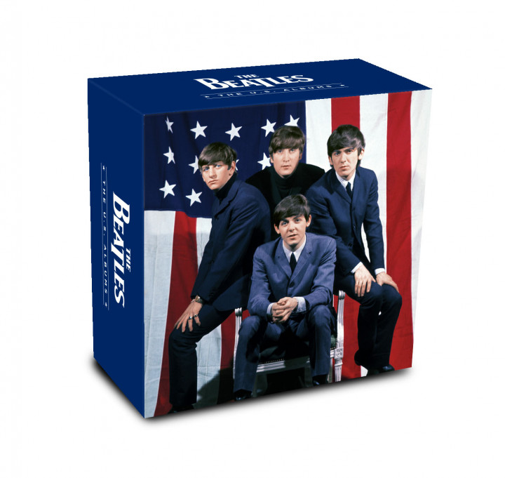 The U.S. Albums (13CD Box-Set) (Ltd. Edt.)