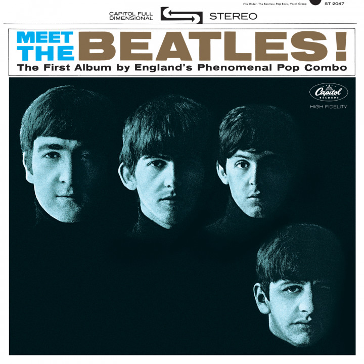 The Beatles — U.S. Albums — Meet the Beatles