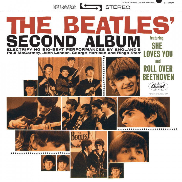 The Beatles – U.S. Albums – Second Album
