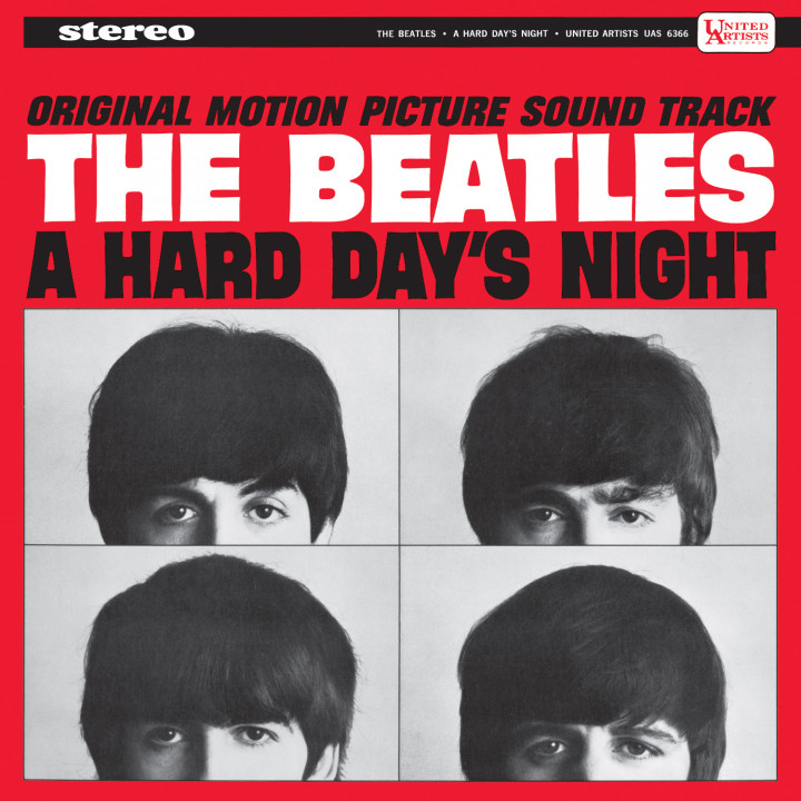 The Beatles — U.S. Albums — A Hard Days Night
