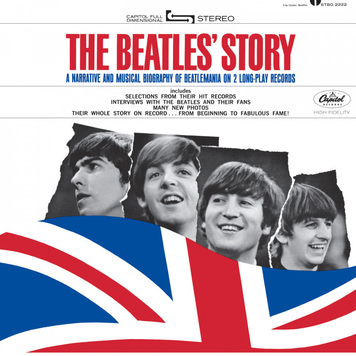 The Beatles — U.S. Albums — The Beatles' Story
