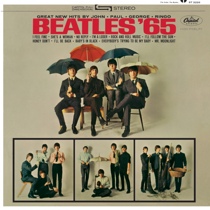 The Beatles — U.S. Albums — Beatles' 65