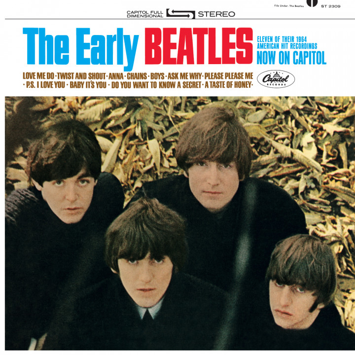 The Beatles — U.S. Albums — The Early Beatles