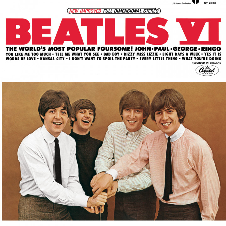 The Beatles — U.S. Albums — Beatles VI