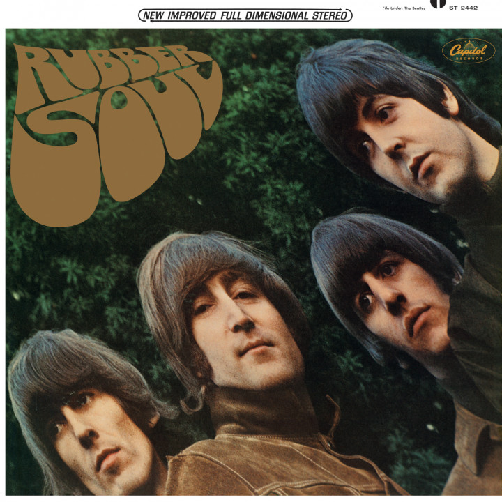 The Beatles — U.S. Albums — Rubber Soul