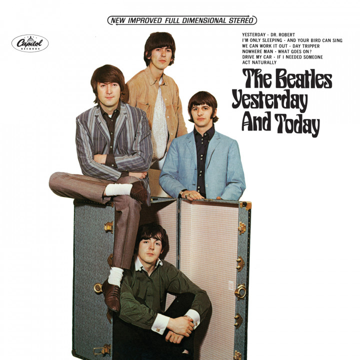 The Beatles – U.S. Albums – Yesterday and Today 2