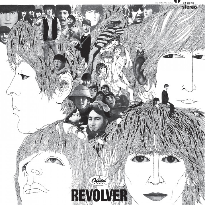 The Beatles — U.S. Albums — Revolver