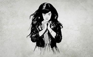 Indila, Dernière Danse (Lyric Video)