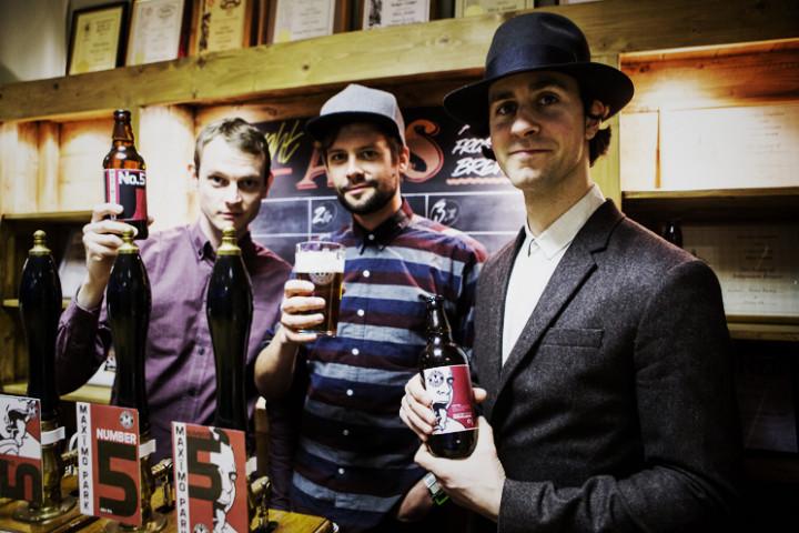 Maximo Park - Bier 2014