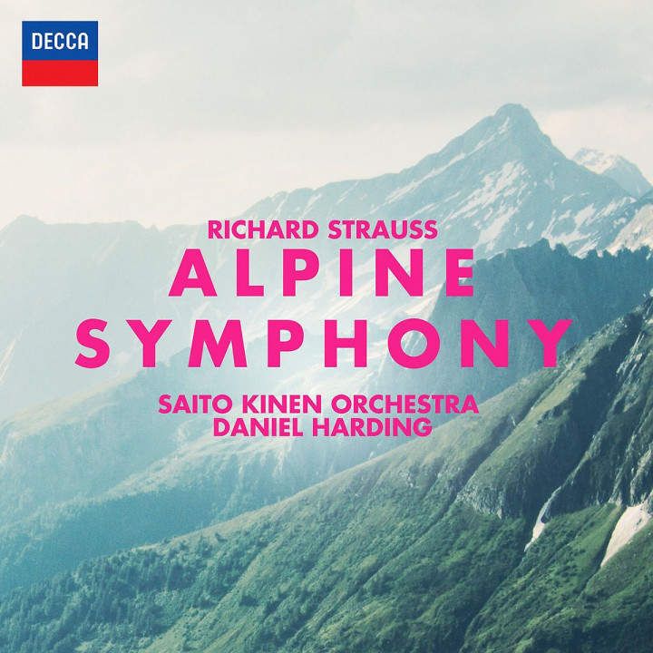 Richard Strauss: Alpensinfonie